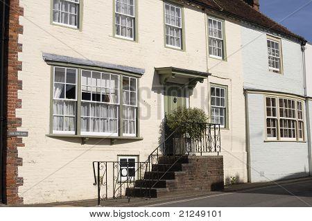 Casas en Arundel. Sussex. REINO UNIDO