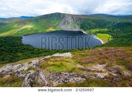 Guinness Lake In Ireland