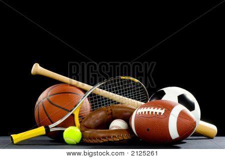 Equipo de deportes