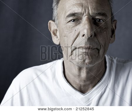 Doubtful man (senior)