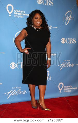 LAS VEGAS - JUNE 19:  Sherri Shepherd in the Press Room of the  38th Daytime Emmy Awards at Hilton Hotel & Casino on June 19, 2010 in Las Vegas, NV.