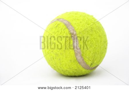 Old Tennis Ball