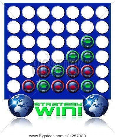 Strategy win