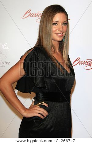 SANTA MONICA, CA - OCTOBER 04: Bianca Kajlich at the Lili Claire Foundation's 11th Annual Benefit Dinner on October 4, 2008 in Santa Monica, California