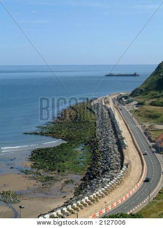 Scarborough Coastal Erosion