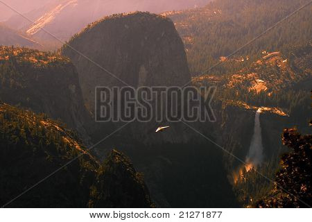 From The Glacier Point