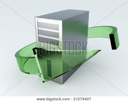 Desktop Pc Recycling.