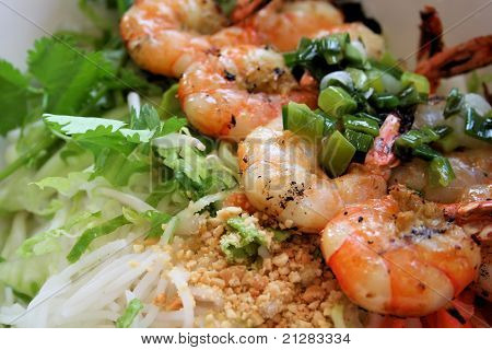 Vietnamese Grilled Shrimp