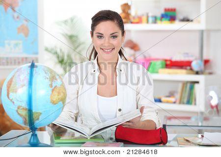 Primary school teacher