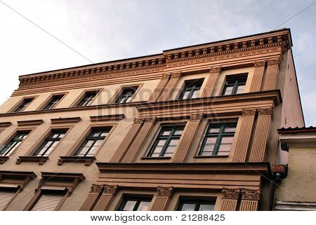 Historic Building In Torun, Poland