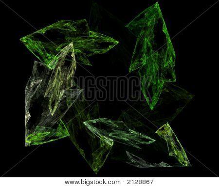 Emerald Spikes