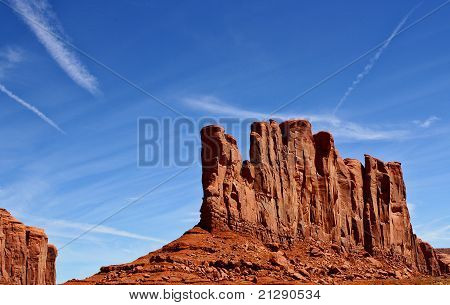 Red Rock Mountain