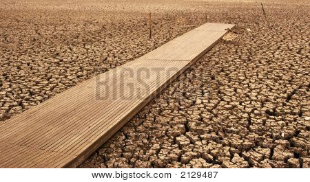 Dry Lake Wendouree