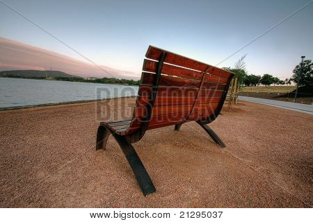 Bench In Canberra