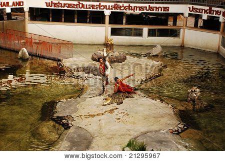 The Crocodylidae