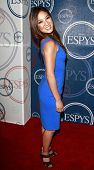 LOS ANGELES - JULY 15: Michelle Kwan at the 2008 ESPYs Giant Event in downtown Los Angeles, Californ