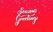 seasonal poster