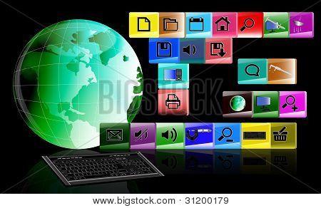 El concepto de Internet