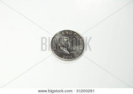One Peso Coin-2