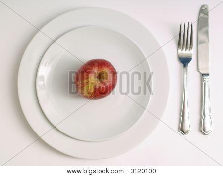 Jantar de dieta