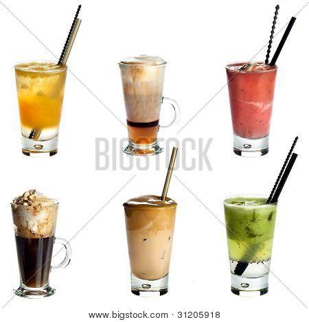 Non Alcoholoc Cocktails