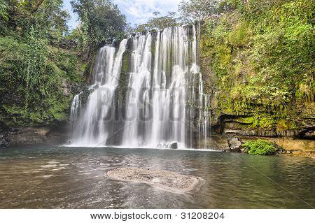 Llano De Cortes Falls