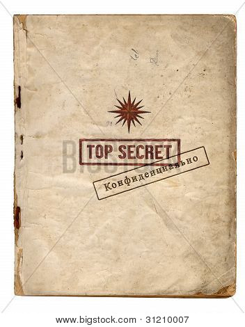 Top Secret Files / confidenciais