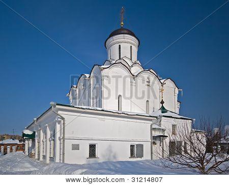 Assumption cathedral of Knyaginin monastery
