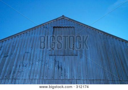 Barn Loft With Sky