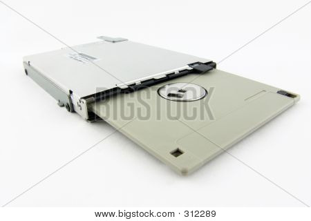 Laptop Floppy Drive
