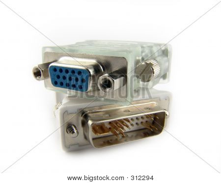 Dvi/d-sub Adapter