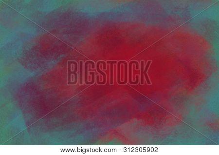 poster of Grunge Background With Vibrant Red Color,  For Use In Website Wallpaper Design, Presentation, Deskto