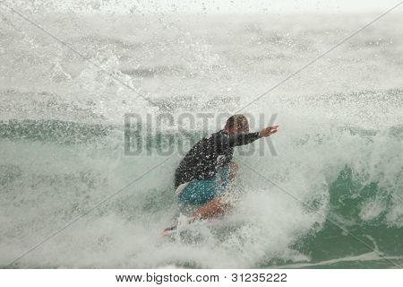 Coolangatta, Australia - Mar 03 : Quicksilver  Pro Asp World Tour, Josh Kerr During Expression Sessi