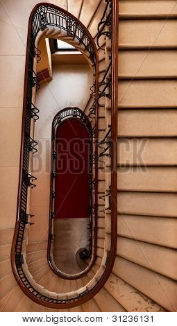 Down The Winding Staircase