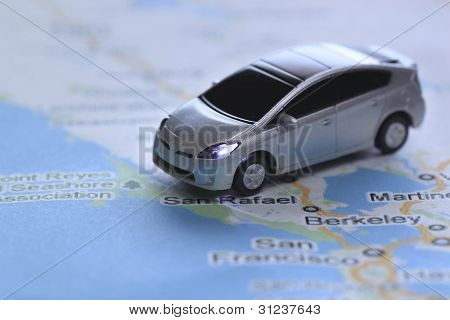 Prius On The Map