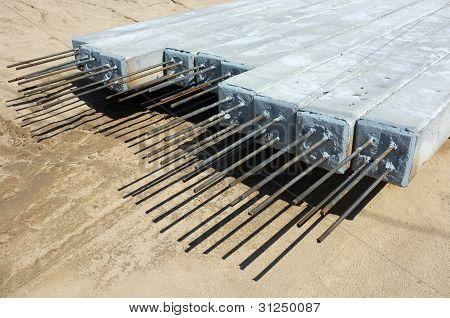 Precast Concrete Pilings