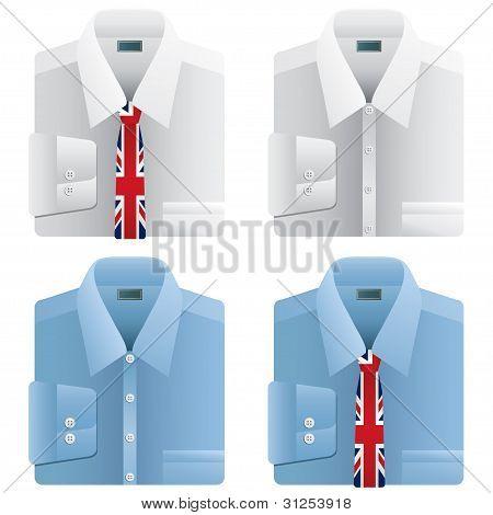 Union Jack-Bindungen