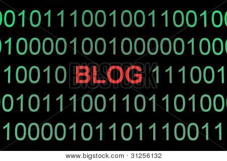 Blog On Binary Data