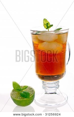 Fresh Icetea Drink