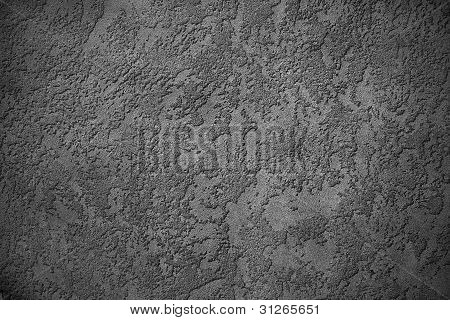Texture of a grey wall