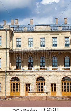 Russia Gatchina. Palace
