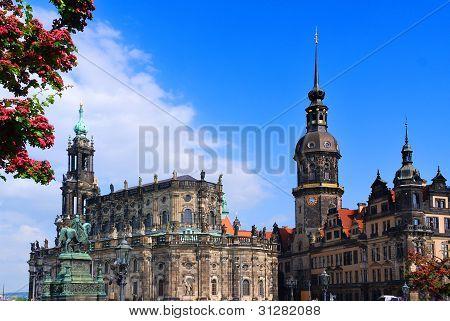The Hofkirche