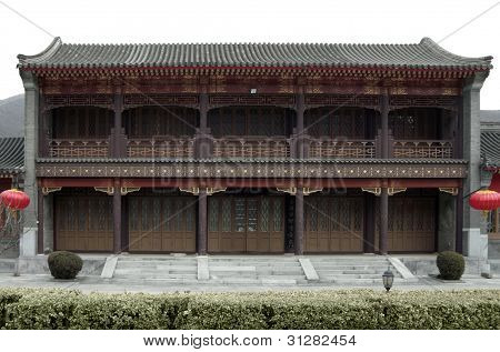 Building Near Badaling