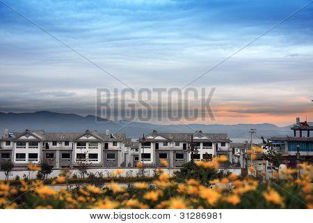 Bai Etchnic House Of Yunnan