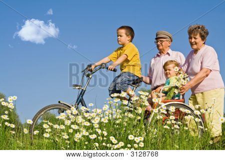 Ride With Grandparents