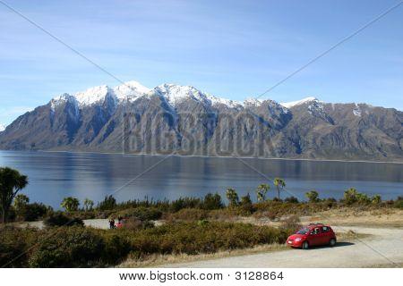 New Zealand Lake
