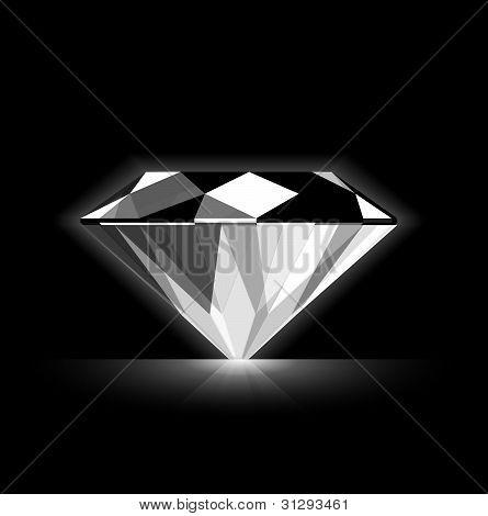 Vector Diamond Design