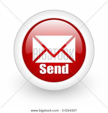 Ícone de E-mail de contato