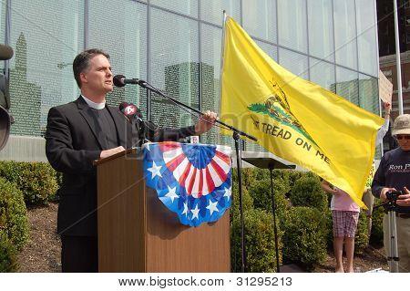 RELIGIOUS FREEDOM RALLY
