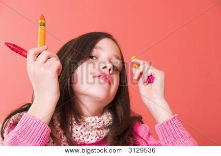 Crayon Advertisment